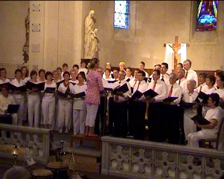 rencontres chorales 44 Saint-Paul