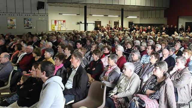 Concert du secours catholique