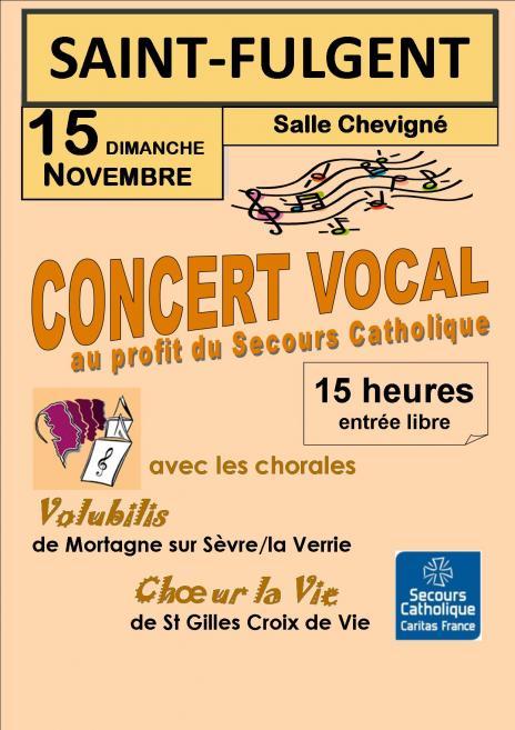 Concert st fulgent